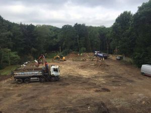 Groundworks Site Clearance