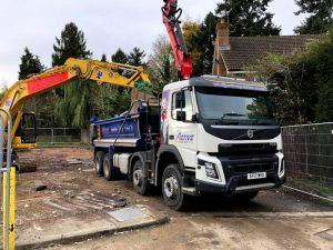 Groundworks & Grab Hire Solutions