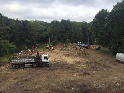 Site Preparation & Clearance