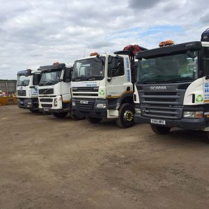 Wait and Load Waste Fleet