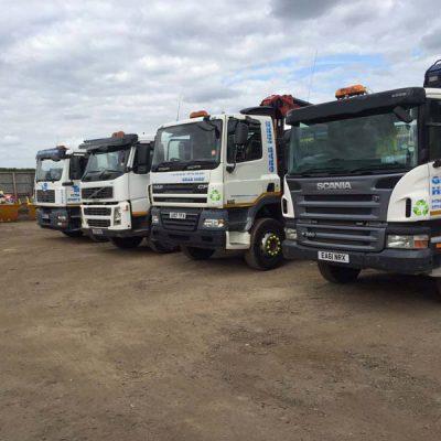 Wait and Load Waste Fleet