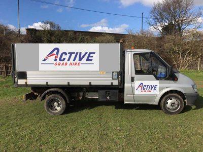 Rubbish Removal Vehicle