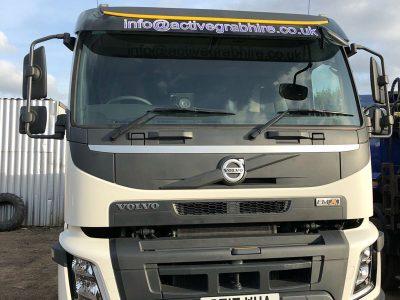 Grab Lorry Vehicle Fleet