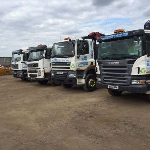 Grab Hire Fleet Ashford Middlesex