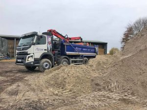 Aggregate - Construction-Sand